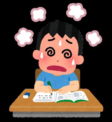 勉強で疲れモチベーションが下がる人