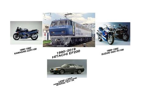 EF200最強伝説