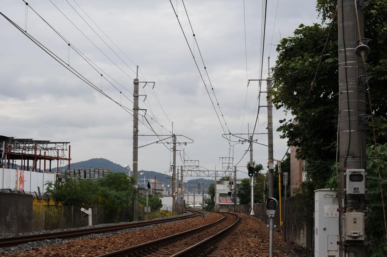 架空電車線
