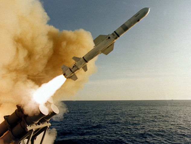 Harpoon_launched