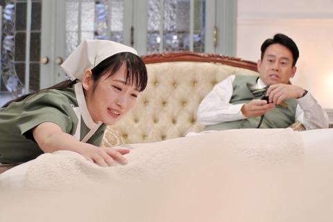 【速報】川栄李奈さん、崖っぷちホテルにレギュラー出演決定!