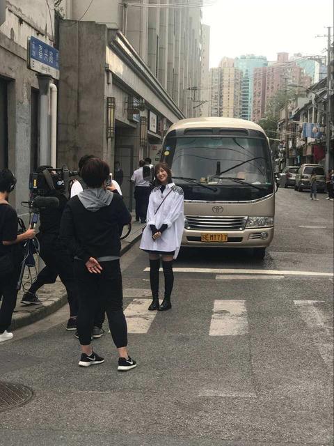 本田翼さん中国にて某48グループメンバーとのツーショット画像が出回り騒然となる