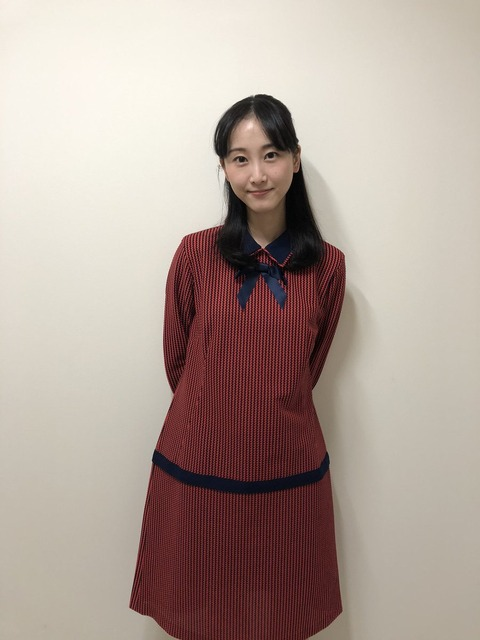 松井玲奈さん、朝ドラ『エール』無事に撮影終了