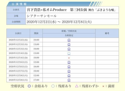 【悲報】荻野由佳ちゃんの出演舞台が空席祭りwwwwwwwwwww