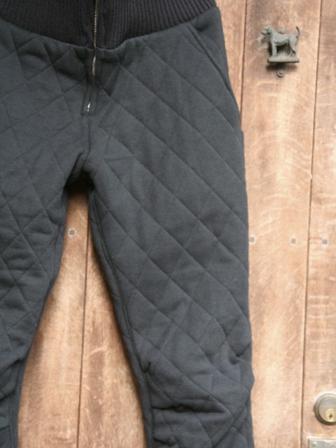 dia quilt sweat pants blog3