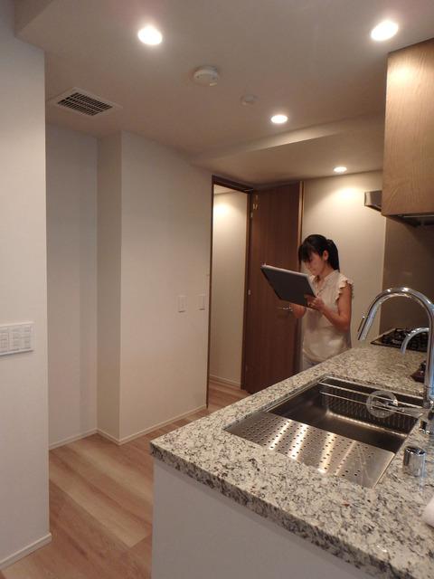 キッチン天板02