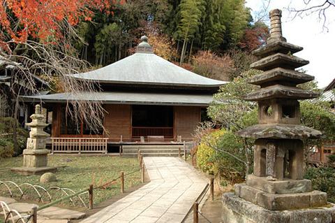 尼寺の風情を残す美しい禅寺