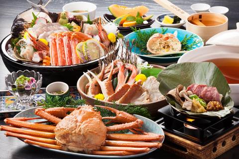 【但馬牛】【津居山ガニ】【香住ガニ】を食べる贅沢プラン