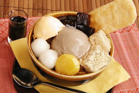 おいも鎌倉ほうじ茶パフェ