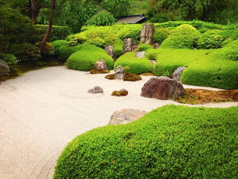 明月院庭園