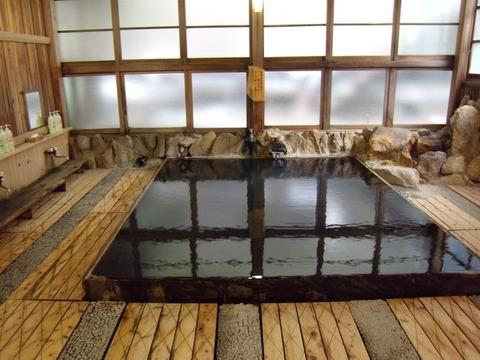 湯の峰温泉の老舗宿