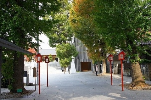 今の赤城神社