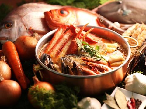 西村屋 Rucca 蟹と日本海のブイヤベース
