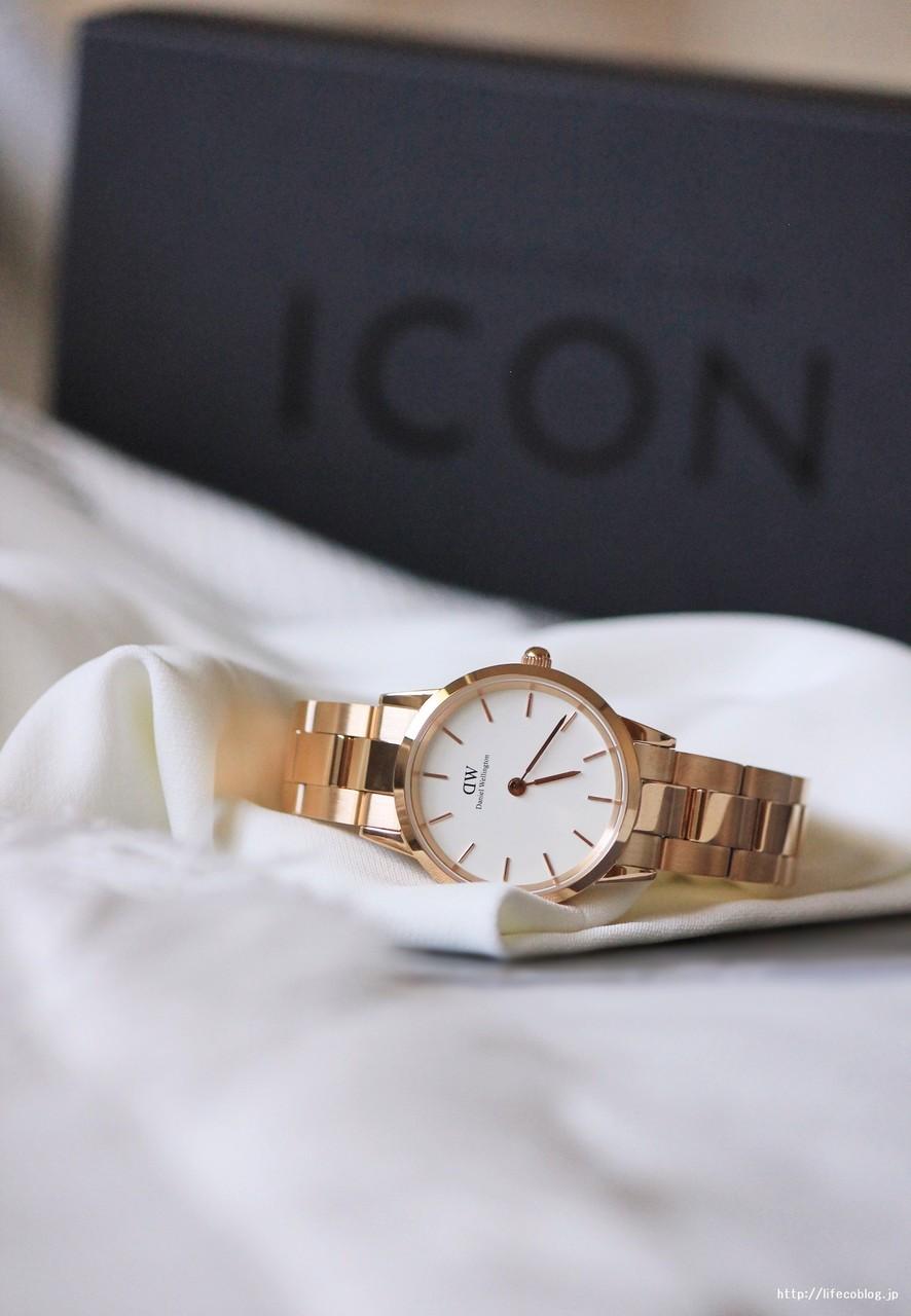 DANIEL WELLINGTON 新作!メタルブレスレットの腕時計。  Life Co.