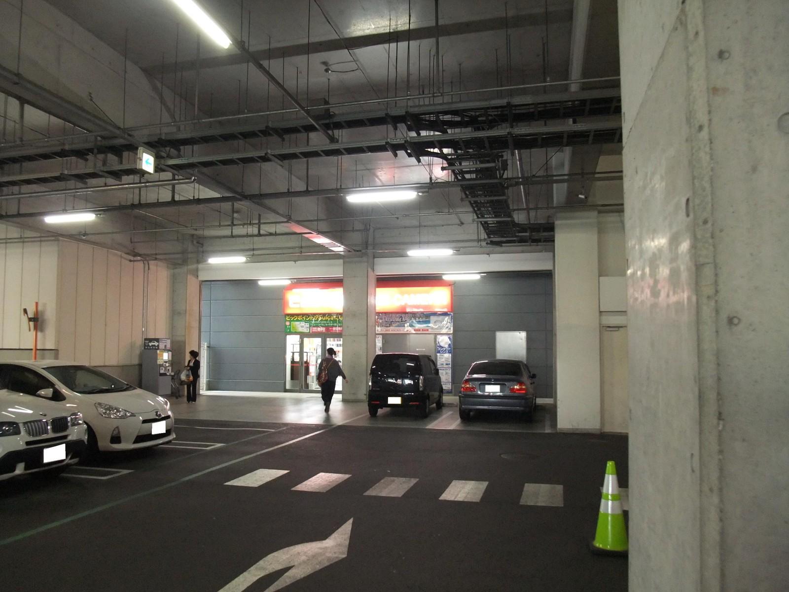 駐 ラゾーナ 車場 川崎