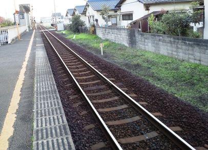 線路は続くよ・・・
