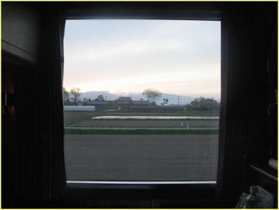 あけぼの車窓