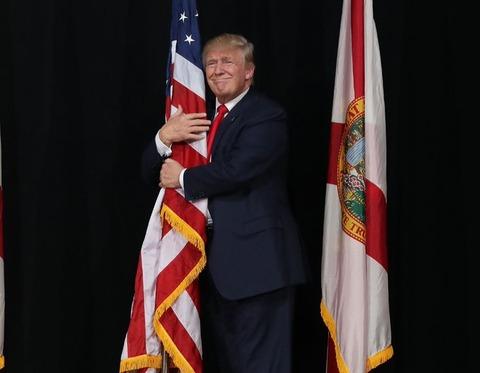 トランプ大統領1