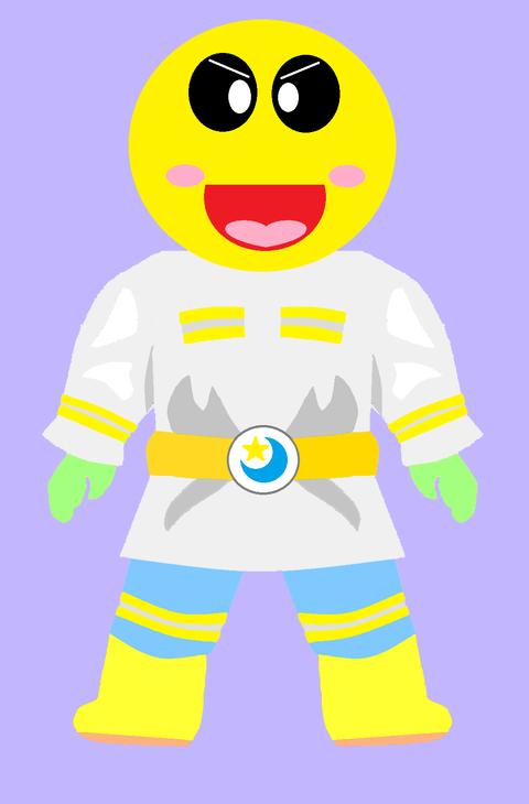 月天ヒーロー