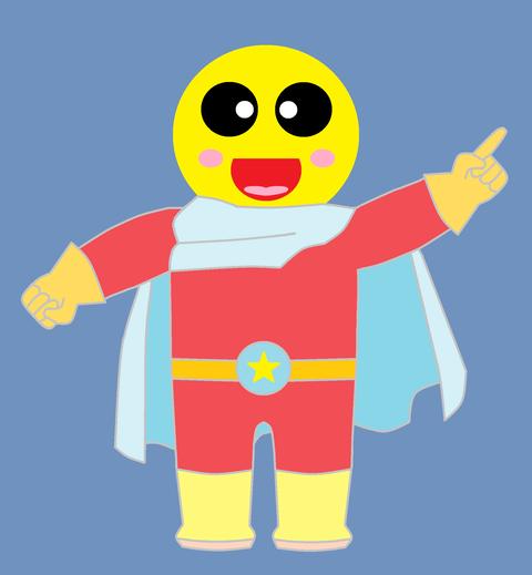 スーパーヒーロー月天君