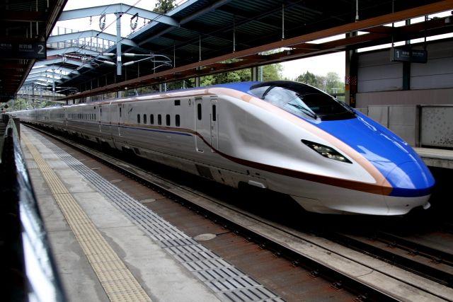 東北新幹線 - 料金早見表