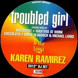 troubled girl