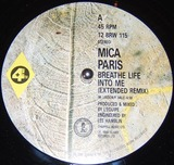 Breathe Life Into Me