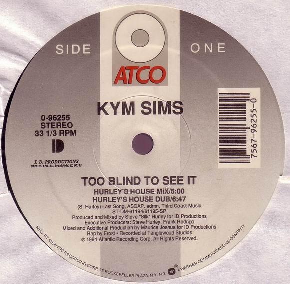 Kym Sims - Take My Advice