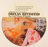 orixas revisited