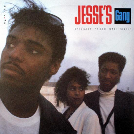 Jesse's Gang - Back-Up