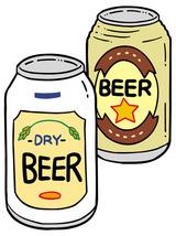 ビール(カン)