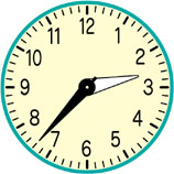 営業時間(時計)