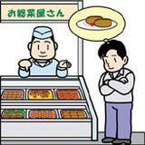 商品(惣菜屋)