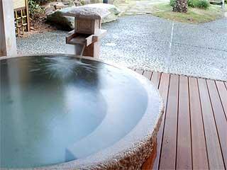 太陽の里浴槽