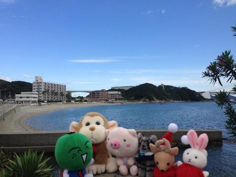 大毛島海岸