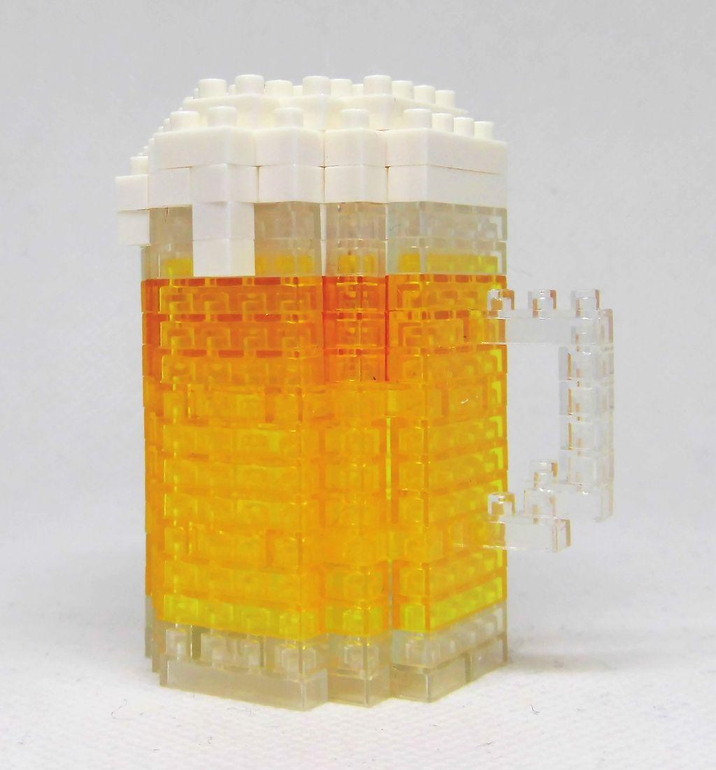 Nano-block beer NBC/_245