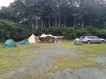 【キャンプ】光ヶ原高原