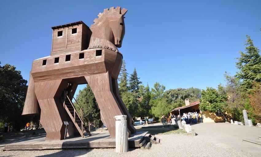 トロイの木馬 (トルコ) : Renais...