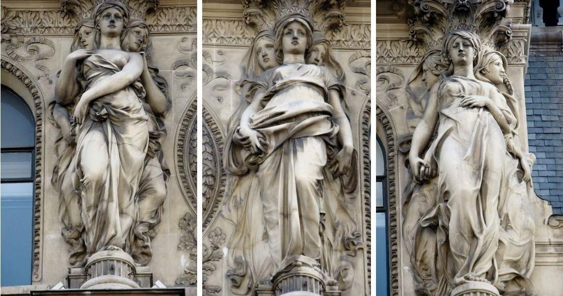 Renaissance     カテゴリ: ギリシア・ローマ神話  プシューケー (Psyche)カリアティード (caryatid)運命のアレゴリーセイレーン(Siren)リナルドとアルミーダ