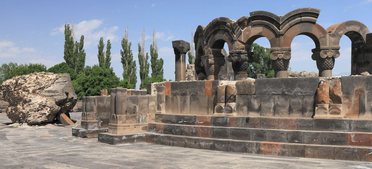 古代遺跡 : Renaissance
