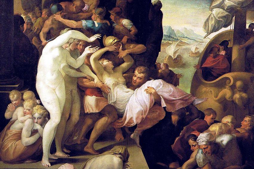 不和の林檎とパリスの審判 : Renaissance