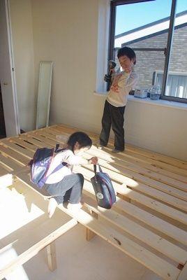 ママに嬉しい木工**子供に優しい木工