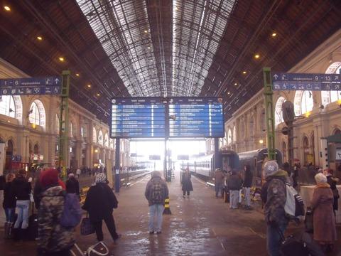 2012-02-06 ブタペスト東駅
