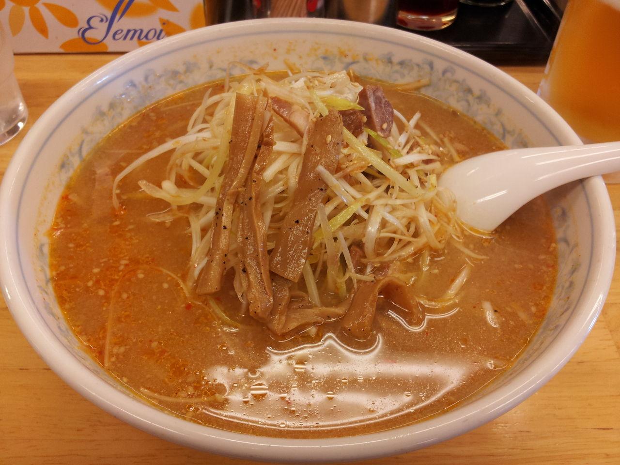 餃子の満州 ラーメン