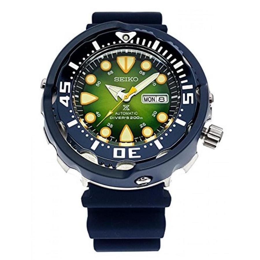 セイコー・プロスペックス・Zimbe Limited Edition・Green Sea Turtle・SRPA99K1