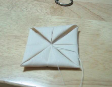 ハート 折り紙:折り紙キルト 作り方-blog.livedoor.jp