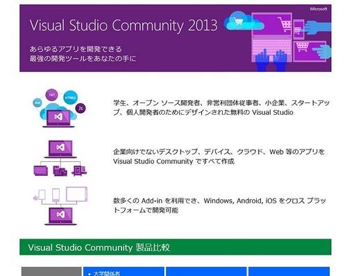 Visual Studio Image1