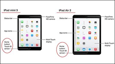 iPad Air2・iPad