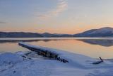 冬の山中湖(3)