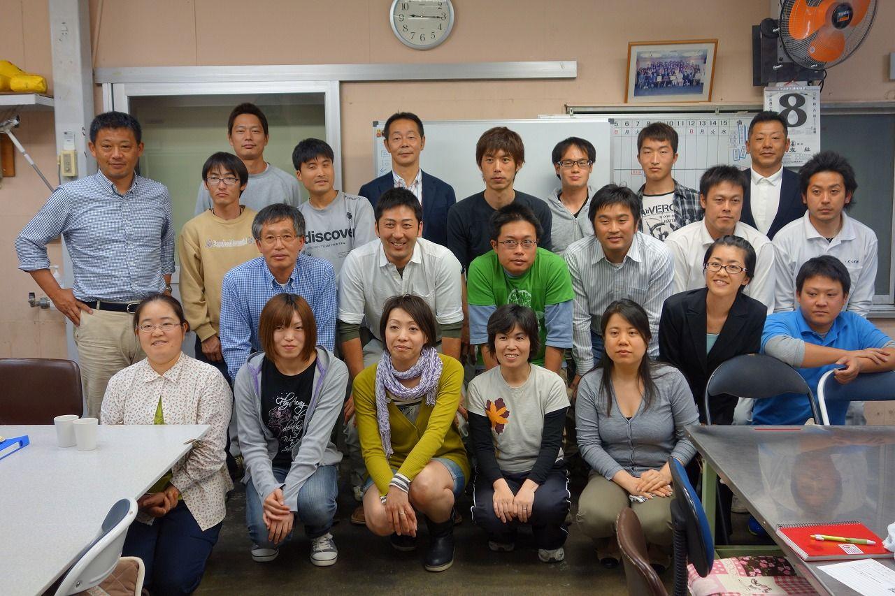 昨日は、京丸園の子育て・社員育成研修と浜松CL(建設的な生き方)を学ぶ会... 杉井のひとこと